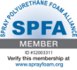 spray polyurethane foam alliance member number